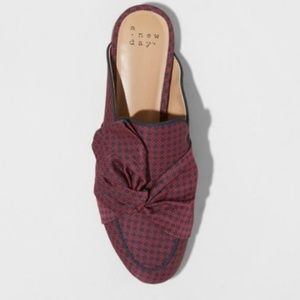 anewday Backless Mules